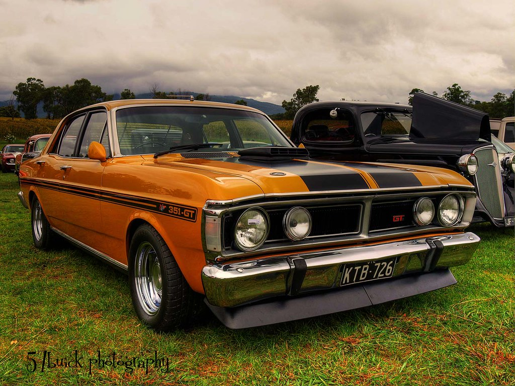 Ford Falcon Xy Gtho Phase Iii By  Ford Customline