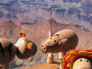 Txon and Friends in Grand Canyon | by raquero