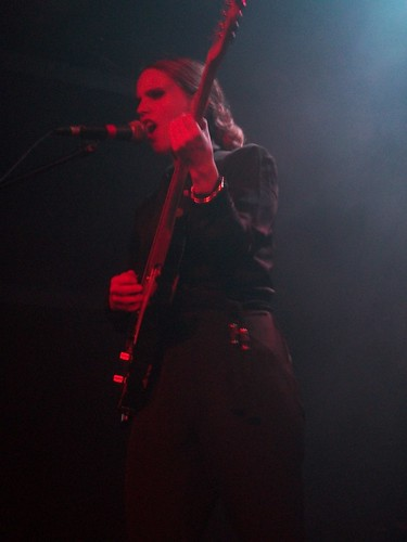 Anna Calvi – Live at the Bowery Ballroom, NYC, 5/25/2011 | by ihave19voices
