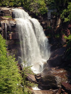 Whitewater Falls - upper | by thahawk