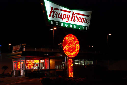 Krispy Kreme is Now Hot | by pscf11
