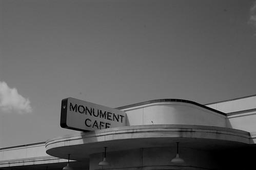 Monument Cafe Georgetown Breakfast