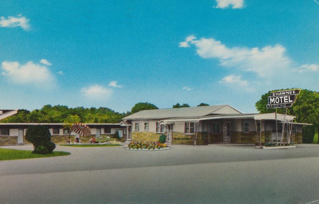 Shawnee Motel - Shawnee, Oklahoma