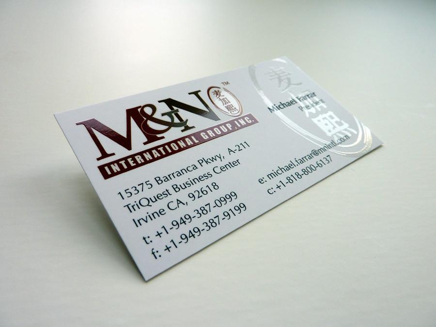 Spot UV Business Cards | Spot UV Printed Business Cards | Flickr