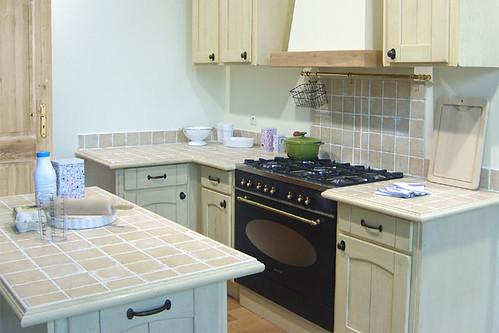 cuisine quip e bois ch ne massif mod le contemporain d flickr. Black Bedroom Furniture Sets. Home Design Ideas