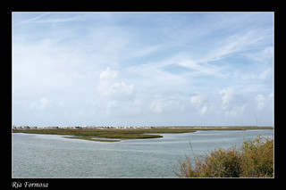 Ria Formosa | by rainerSpunkt