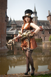 Elf Fantasy Fair 2011 Edition Haarzuilens, Esmée, Steampunk | by Qsimple, Memories For The Future Photography