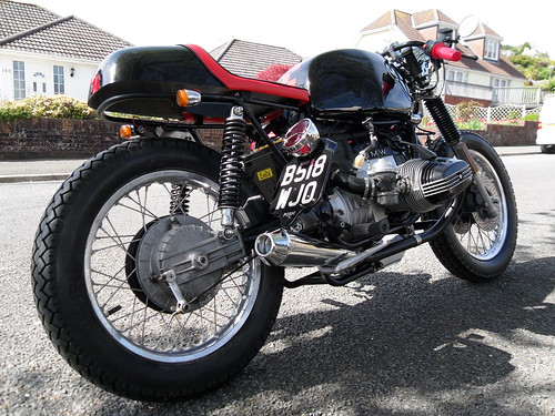Cafe Racer Buil