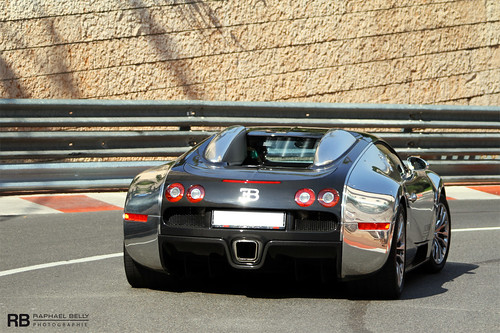 Bugatti Veyron Pur Sang | by Raphaël Belly Photography