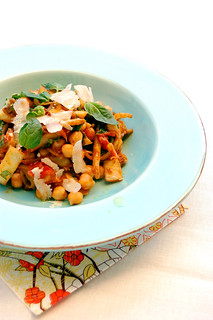 Chickpea Salad - When Morocco Meets Italy | by Rosa's Yummy Yums