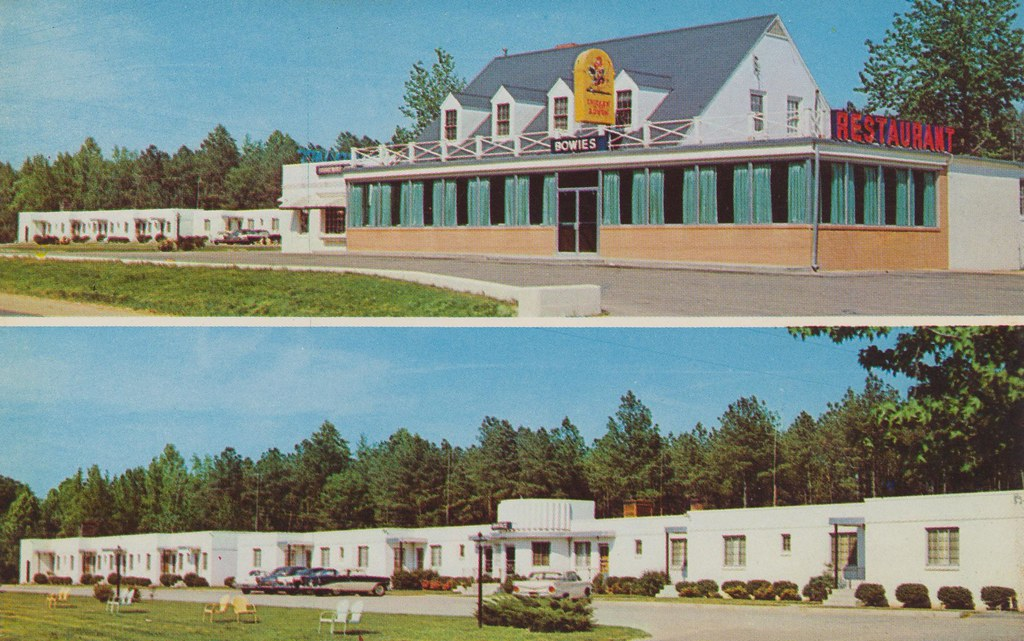 Bowie's Motel and Restaurant - Lorne, Virginia