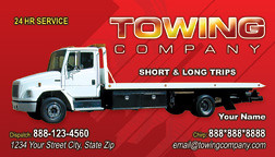 Tow truck business cards best business 2017 tow truck business card flickr colourmoves Gallery