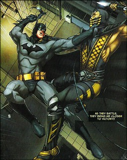 Batman vs Scorpion (2008) | by Paxton Holley