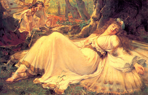 Frederick Howard Michael - Titania (1896) | by sofi01