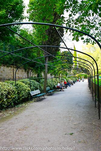 Paris jardin catherine laboure richelieu1 flickr for Jardin catherine laboure