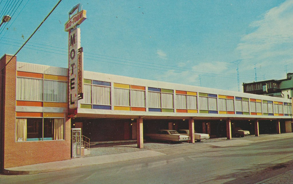 Mid-Town Motel - Hagerstown, Maryland
