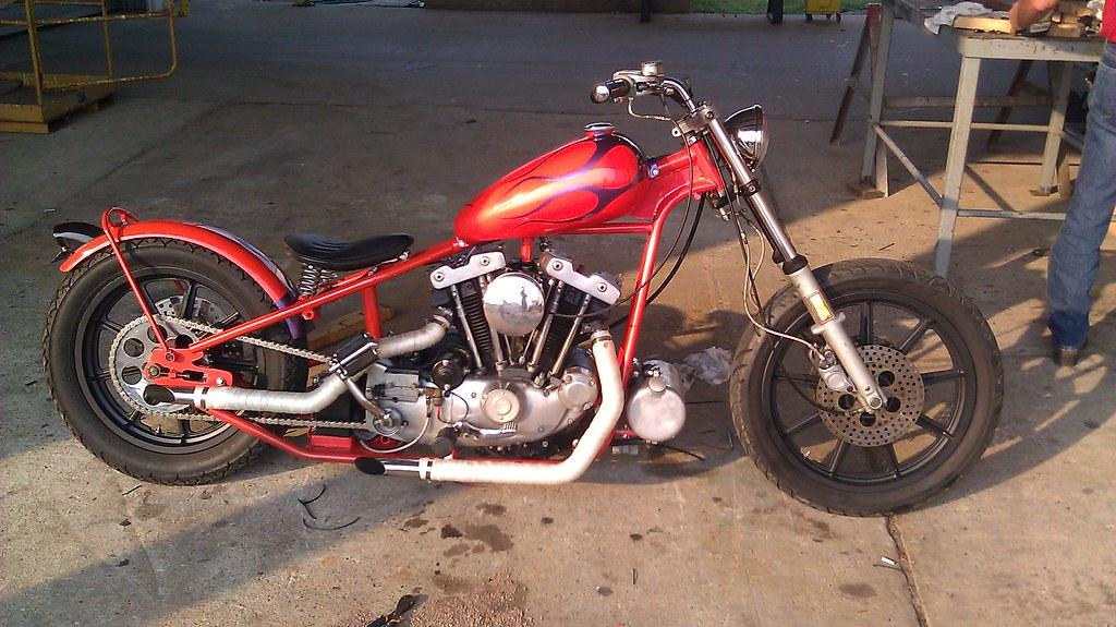 79 Ironhead Bobber