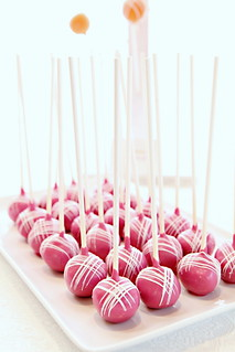 Plated Cake Pops | by Sweet Lauren Cakes