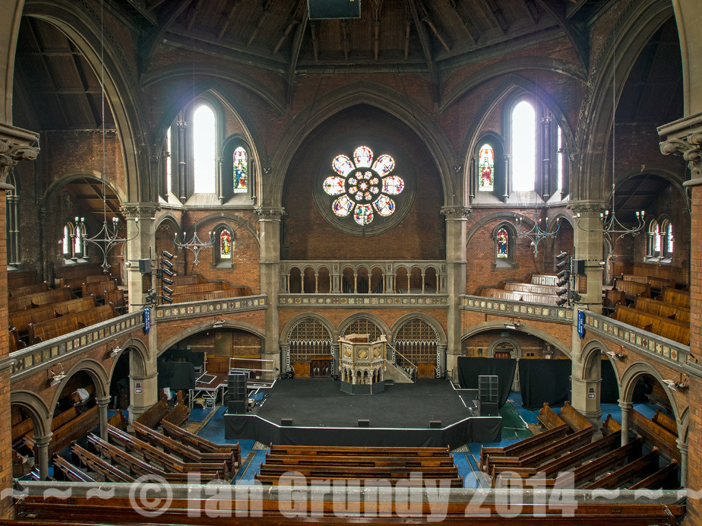 ... Union Chapel 1509 | by stagedoor