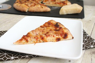 Thin Crust Pizza | by Tracey's Culinary Adventures