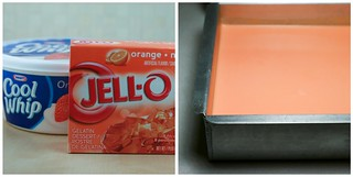 Orange Creamsicle Jello collage 1 | by Food Librarian