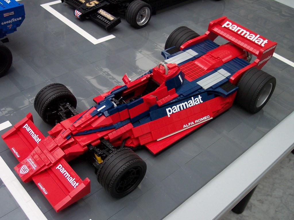 LEGO Brabham BT46B | 1978 Formula 1 car Brabham BT46B - the … | Flickr
