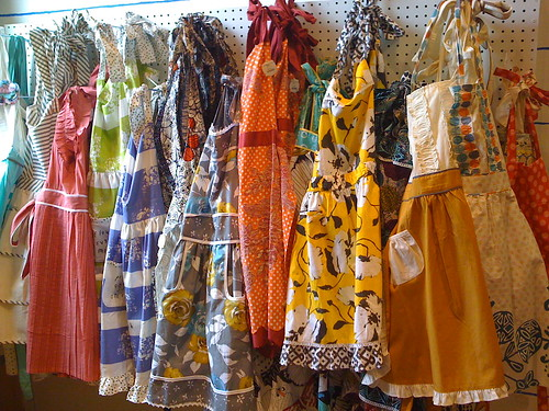 Apron inspiration at Anthro | by Joan H. Callaway