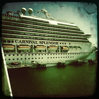 the carnival splendor..my home for the week | by treiCdesigns