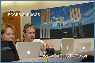 STS 134 Three Macs RAI Michael Struik | by av8rtv tvphotog