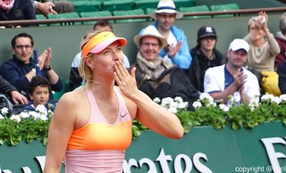 Roland Garros 2014 - Maria Sharapova #rg14 | by cattias.photos