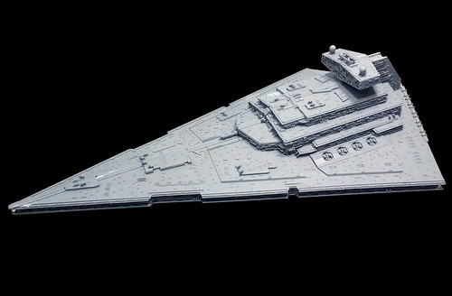 Imperial Star Destroyer Chimaera | by Jerac
