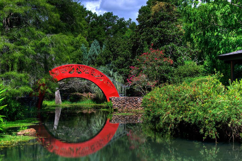 Beautiful ... Bellingrath Gardens   Oriental Gardens | By CMitchell Photo