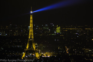 Paris at Night | by Phillip Burgess Photography