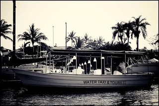 Water Taxi | by Waywuwei