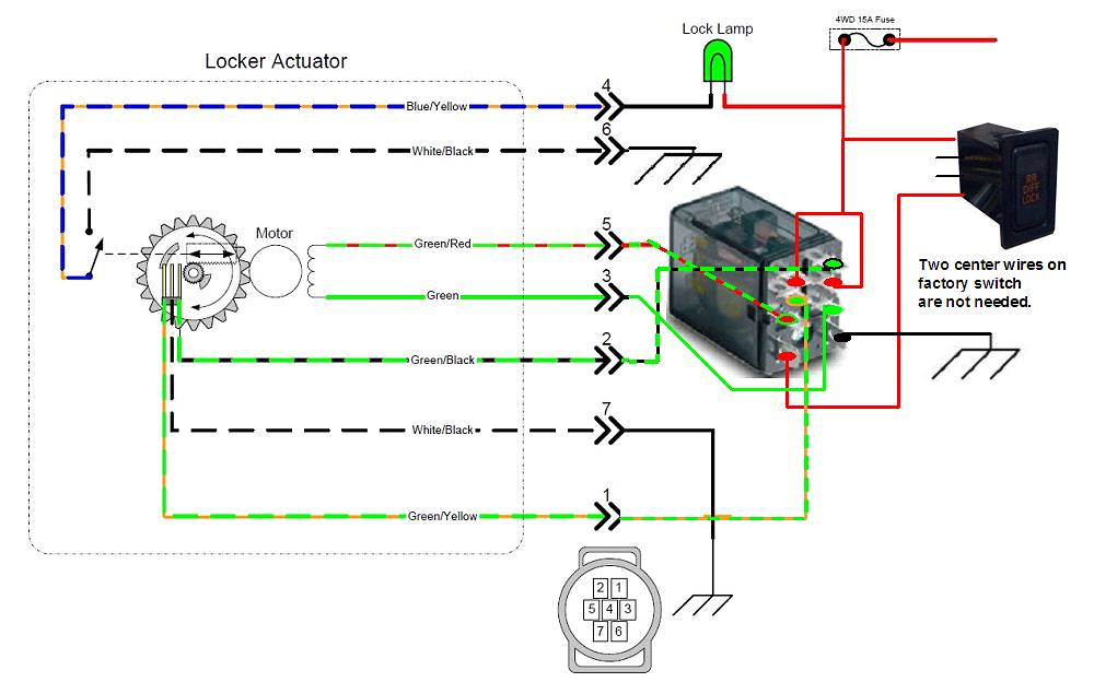e locker wiring dpdt xcmtb83 flickr rh flickr com Dtdp Relay Diagrams Dpdt Toggle Switch Wiring Diagram