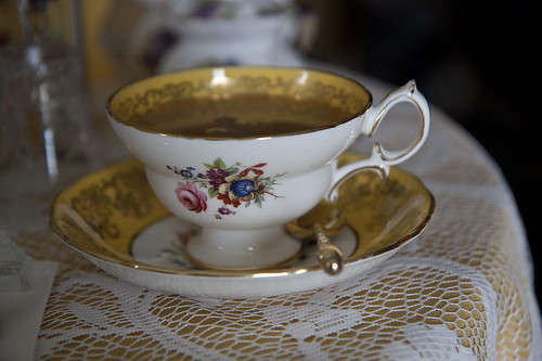 tea cup | by TheSmittenImage