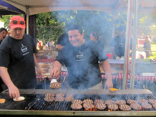 Great GoogaMooga 2012: Burger Joint | by Scoboco