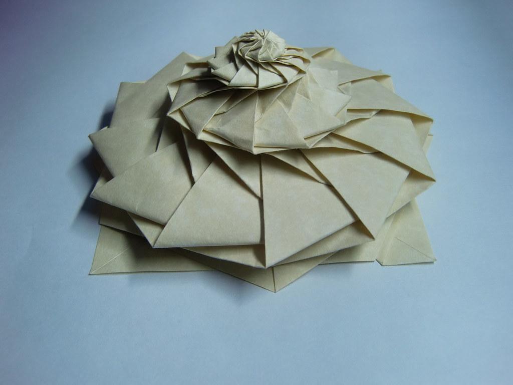 12 fold flower tower by chris palmer 12 fold flower tower flickr 12 fold flower tower by chris palmer by origami jacobo mightylinksfo