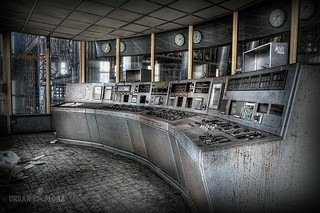 Abandoned Powerplant ECVB | by Eus Driessen photography