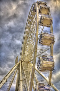 HDR 8, A wheel in motion. | by Steve Nightingale