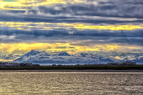 Sunset at Kenai River | by dstsentry