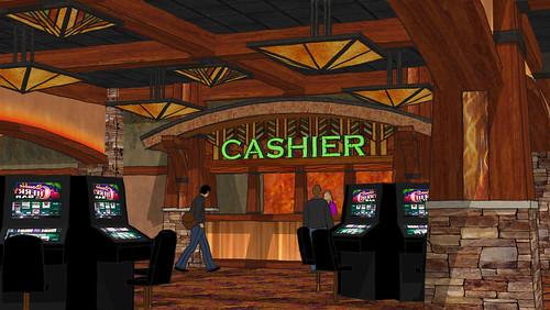 Conceptual Casino Design | Interior Casino Rendering | Cas ...