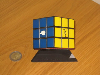 Rubik's Cube - 4th Dimension | by Puzzleparadox