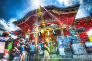 Musashi Mitake Shrine | by www.karlocamero.com