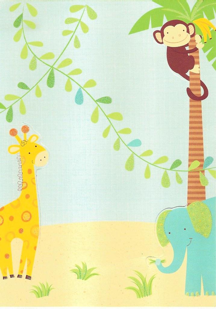 Baby Shower Safari Invitations – gangcraft.net