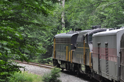 052611 D Amp Gv New Tygart Flyer Elkins Wv South 079 A View