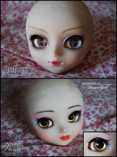 Before / After - EOS | by -Poison Girl-
