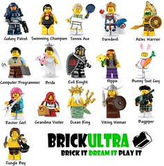 Collectable Minifigures | Series 07 | Brickset: LEGO set guide and ...