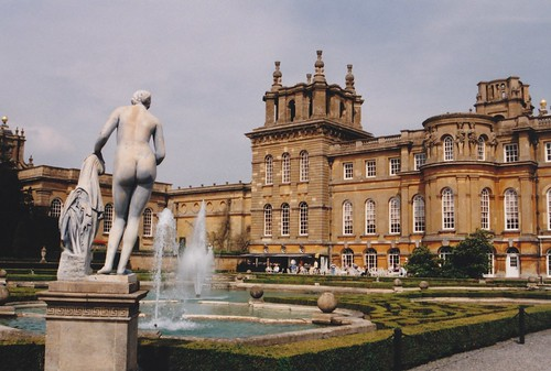 Blenheim Palace | by Monica Forss