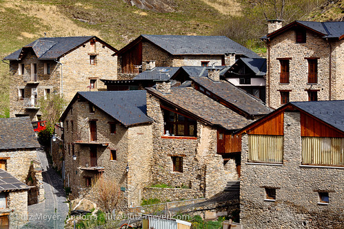 Andorra regions: Vall nord: Pal | by lutzmeyer